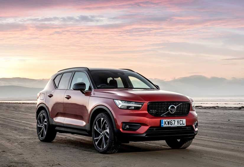 road test the volvo xc40 vantagepoint magazine. Black Bedroom Furniture Sets. Home Design Ideas